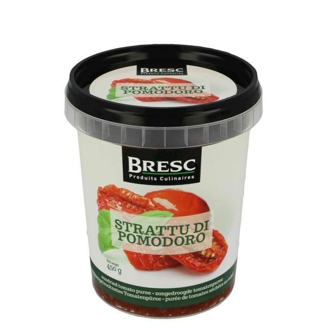 Zongedroogde tomatenpuree 450g