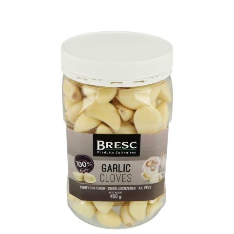 Garlic cloves 450g