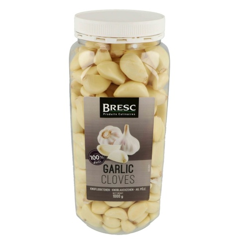 Garlic cloves 1000g