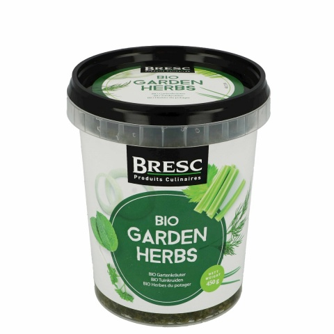 BIO Garden herbs 450g