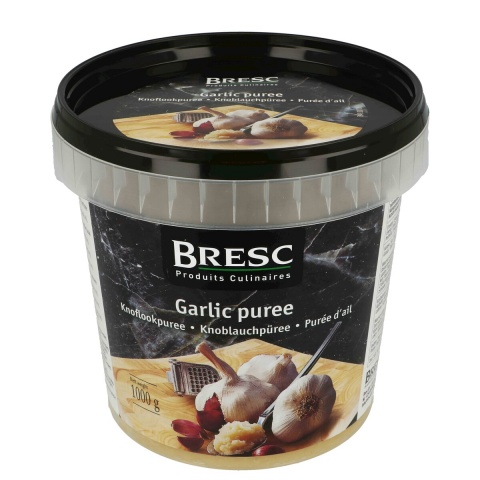 Garlic puree 1000g